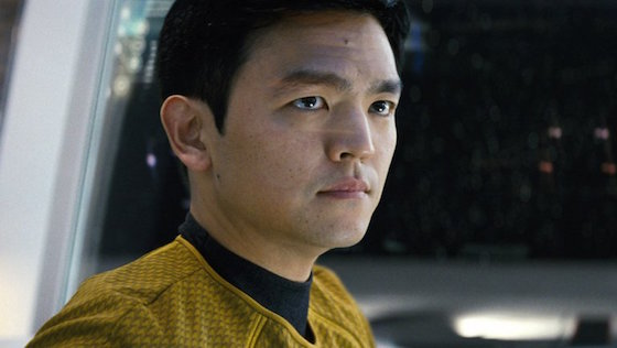 Sulu Comes Out as Gay in 'Star Trek Beyond'