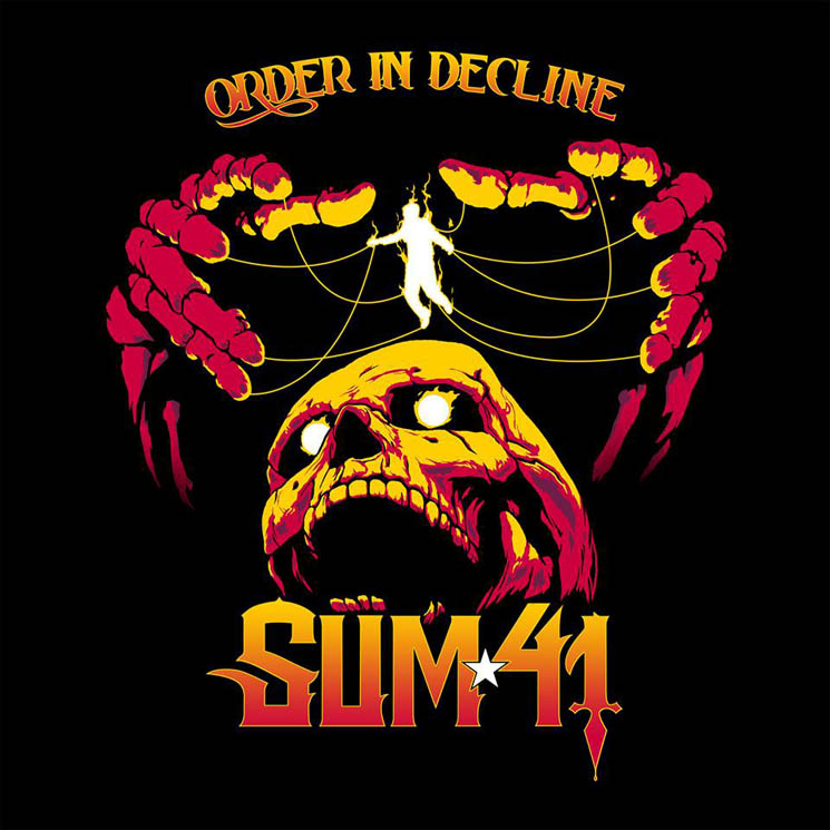 "​Sum 41 Announce 'Order in Decline' Album, Unleash New Single ""Out for Blood"""