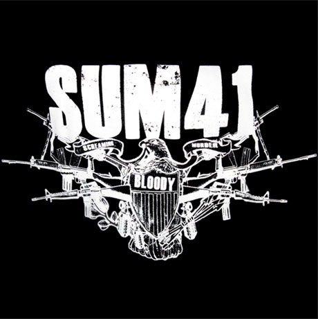 Sum 41 Gear Up for <i>Screaming Bloody Murder</i>