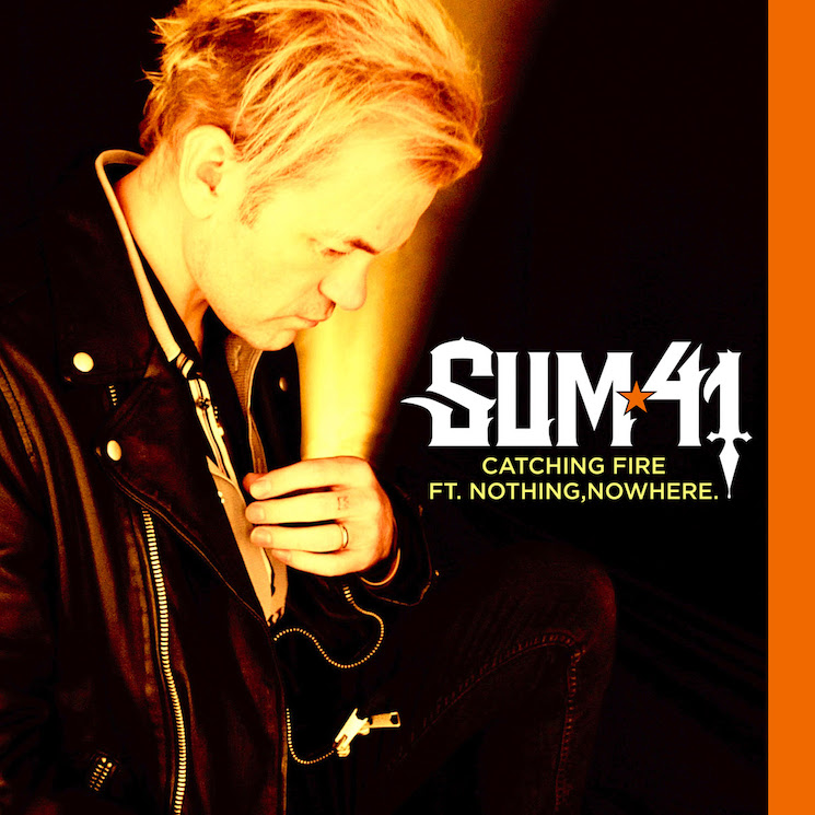Sum 41 Team Up with nothing,nowhere. for Emotional New Version of 'Catching Fire'