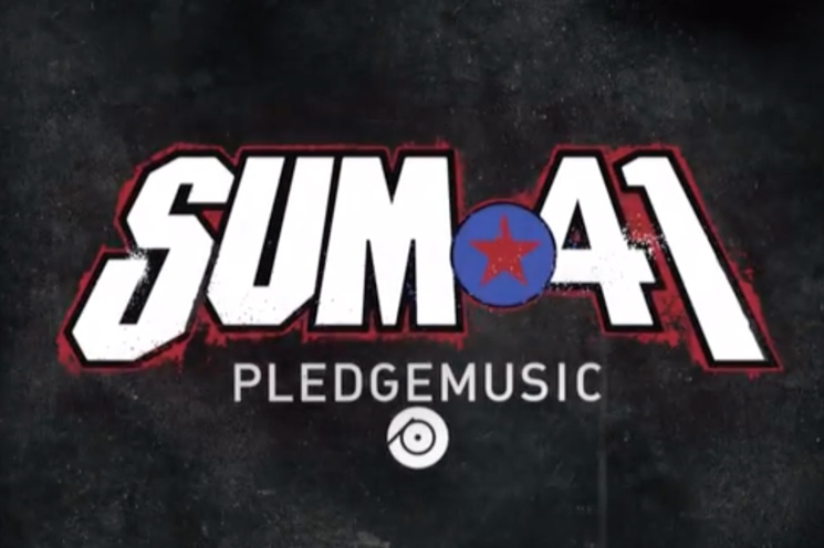 Sum 41 Launch PledgeMusic Campaign for New Album