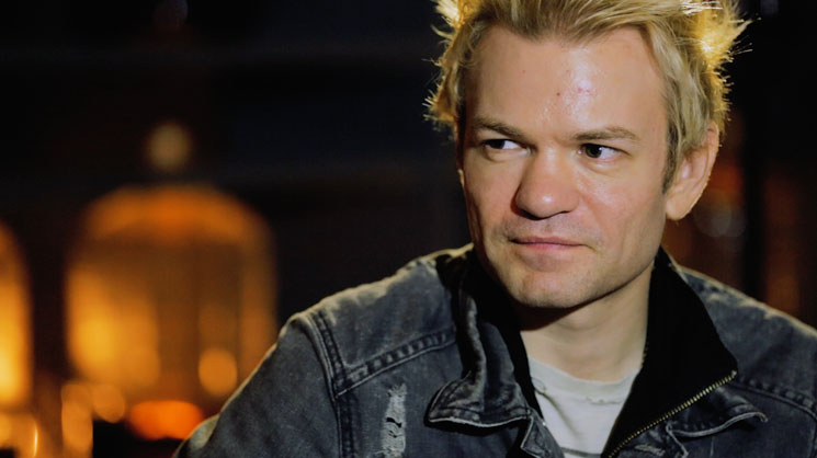 Sum 41's Deryck Whibley Opens Up About the Frighteningly Personal Journey to '13 Voices'