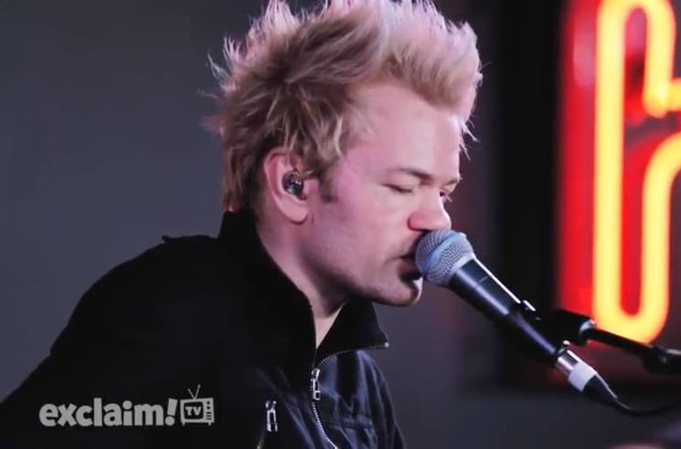 ​Sum 41 Acoustic at HMV Underground on No Future