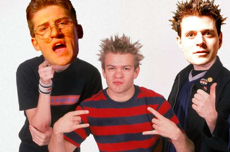 ​Sum 41's Deryck Whibley, Treble Charger's Greig Nori and Snow Almost Formed a Band