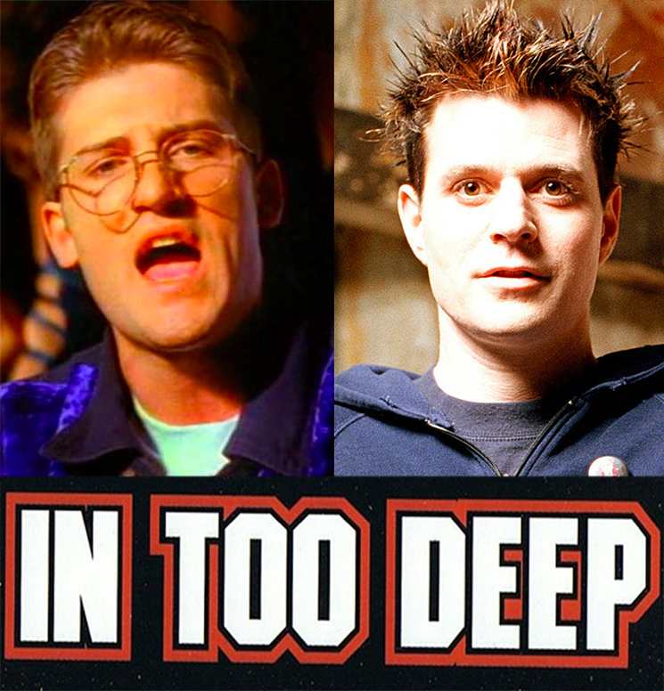 "Sum 41's ""In Too Deep"" Was Nearly a Reggae Song with Snow"