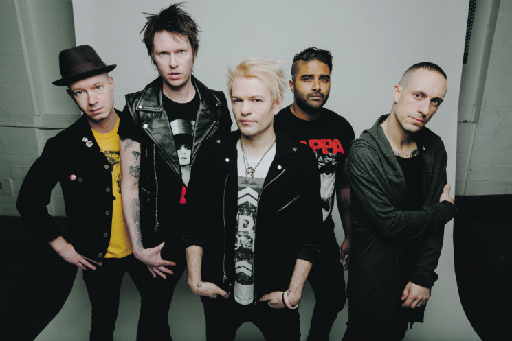 Sum 41 Survive Teen Stardom, Substance Abuse and Changing Tastes to Rise Again on 'Out for Blood'