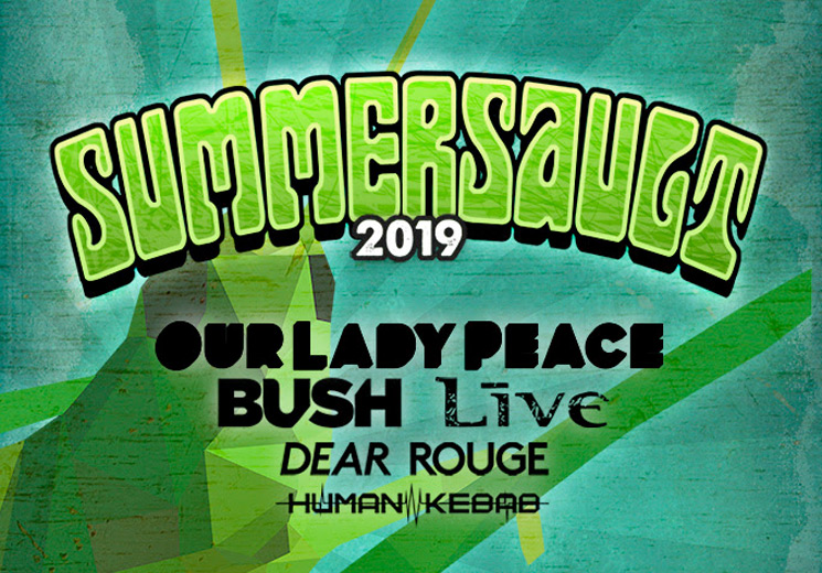 Our Lady Peace's Summersault Festival Returns with Bush, Live, Dear Rouge