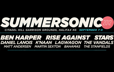 Halifax's Summersonic Festival Returns with Stars, Rise Against, K'naan