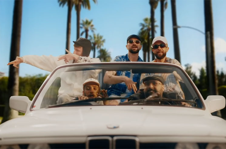 Kurupt FM and Craig David Bring the Heat — and the Green Screen — with Their 'Summertime' Video
