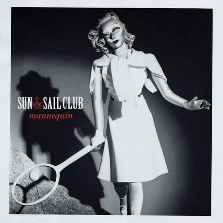 Sun and Sail Club Mannequin