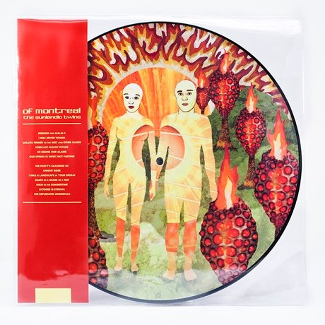 Of Montreal's 'The Sunlandic Twins' Receives Picture Disc Reissue