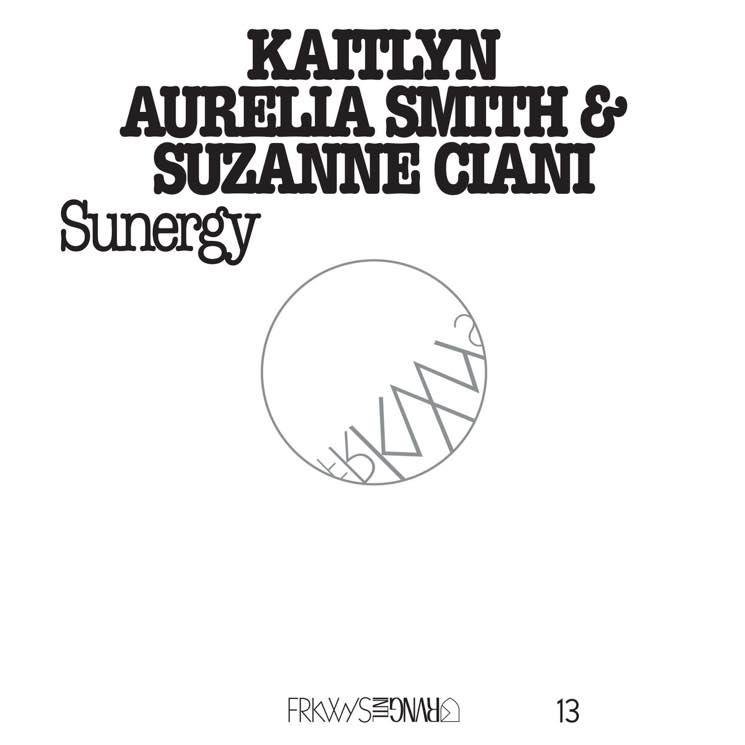 Kaitlyn Aurelia Smith and Suzanne Ciani Sunergy
