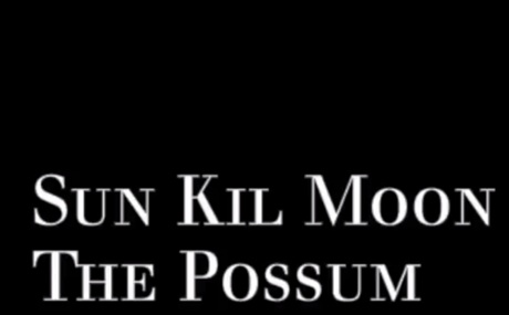 "Sun Kil Moon ""The Possum"""