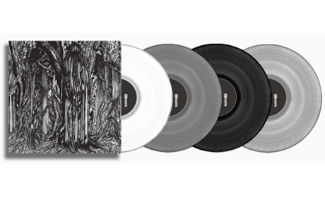 Sunn 0))) Treat 'Black One' to Deluxe Vinyl Reissue