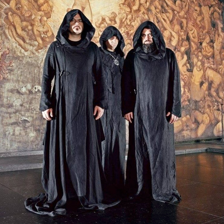 Sunn O))) Are in the Studio with Steve Albini