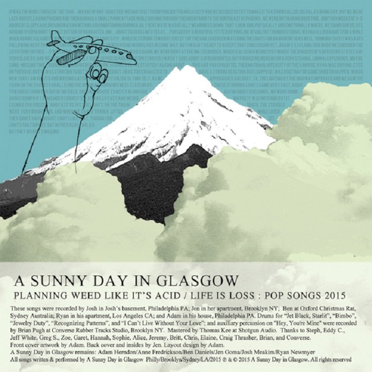 A Sunny Day in Glasgow Announce Double EP, Premiere New Single