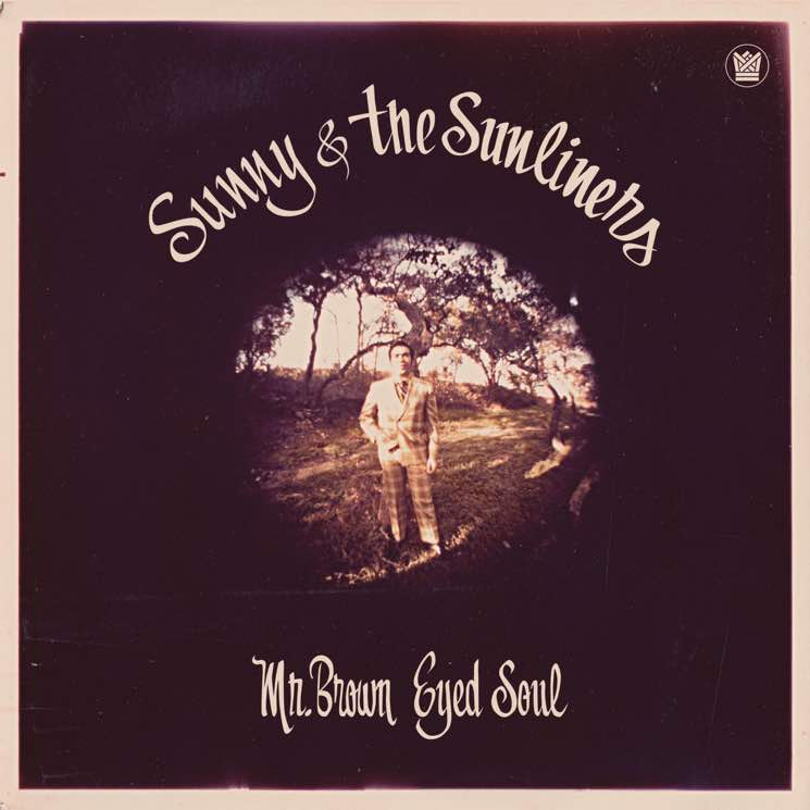 Sunny & the Sunliners Mr. Brown Eyed Soul