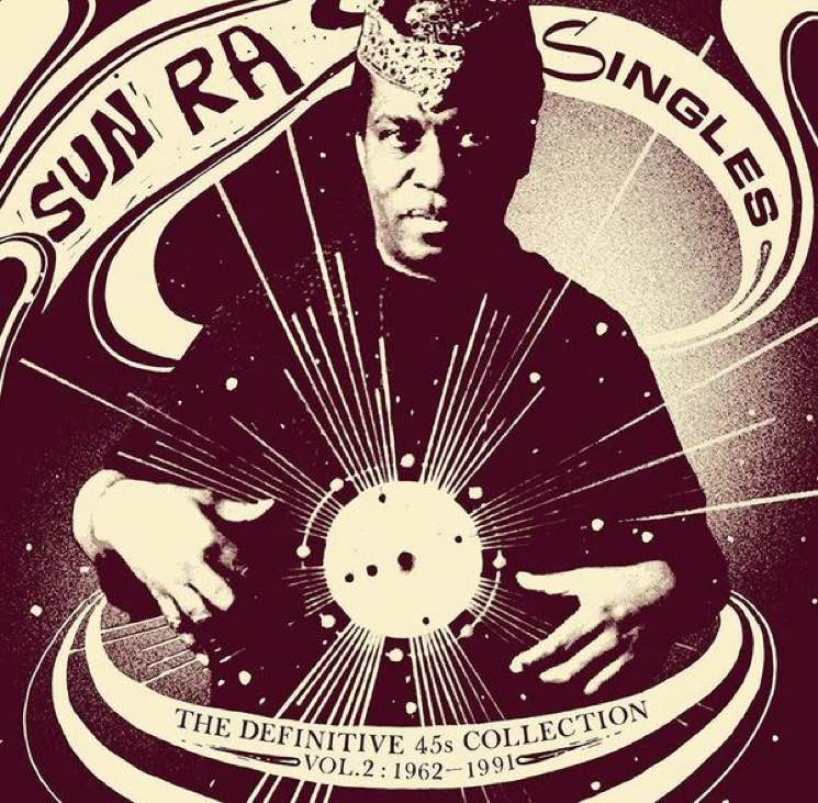 Sun Ra The Definitive 45s Collection Vol. 2: 1962-1991