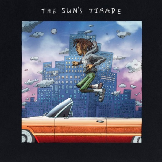 Isaiah Rashad Reveals 'The Sun's Tirade' Tracklist with Kendrick Lamar, Jay Rock, Syd tha Kyd