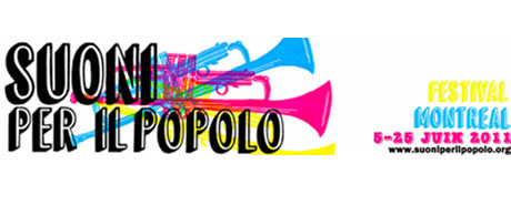 Montreal's Suoni Per Il Popolo Ropes In Keiji Haino, Outer Space, Rene Hell, Colin Stetson for 2011 Edition
