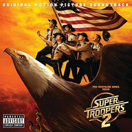 ​Eagles of Death Metal's 'Super Troopers 2' Soundtrack Detailed