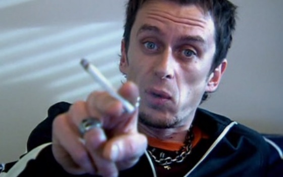 Super Hans of 'Peep Show' Becomes DJ in Real Life