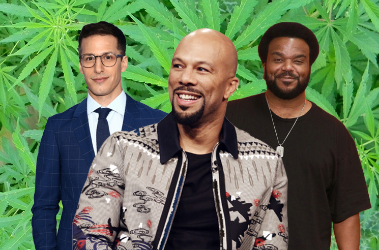 Andy Samberg, Craig Robinson and Common Are Teaming Up for a Stoner Superhero Comedy