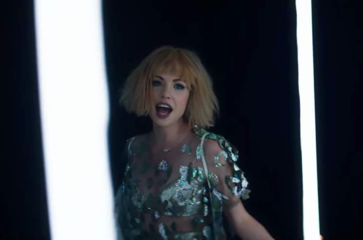 Carly Rae Jepsen & Danny L Harle 'Super Natural' (video)