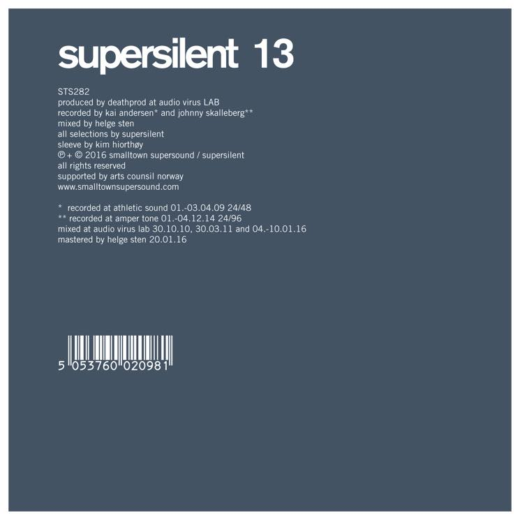 Supersilent  Supersilent 13