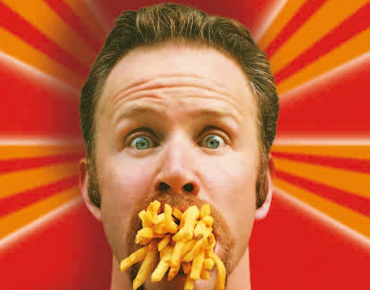 'Super Size Me' Director Morgan Spurlock Opens Fast-Food Restaurant