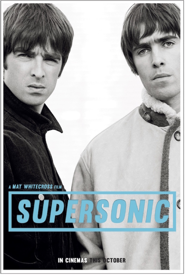 Oasis Doc 'Supersonic' to Arrive in October