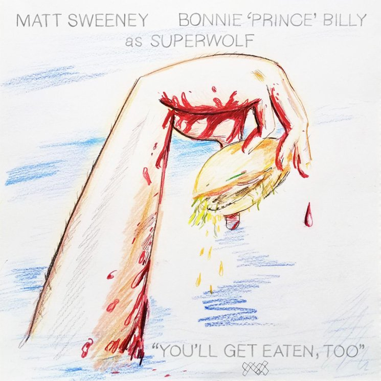 Bonnie 'Prince' Billy and Matt Sweeney Unearth 'Superwolf' Rarity