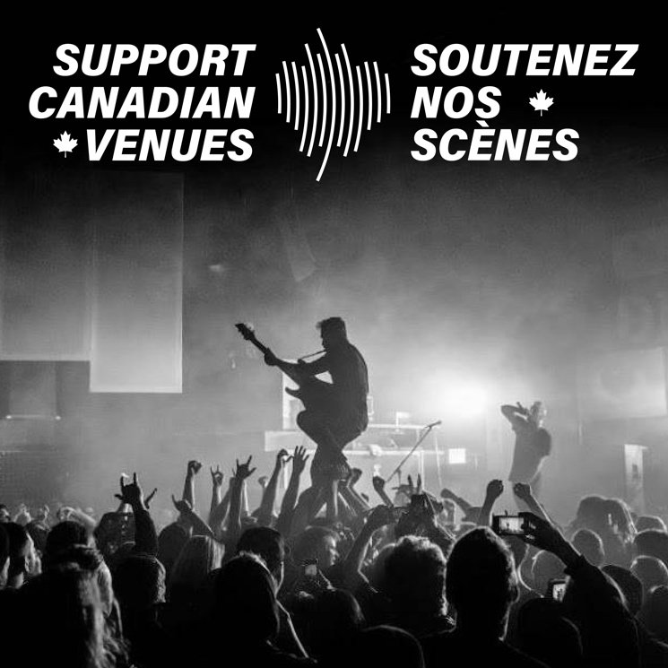 Broken Social Scene, METZ Call on the Government to Support Canadian Venues