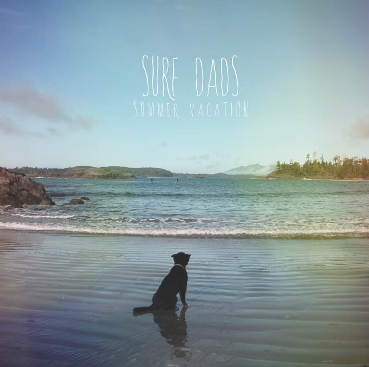 ​Surf Dads Ready 'Summer Vacation' EP, Premiere New Track