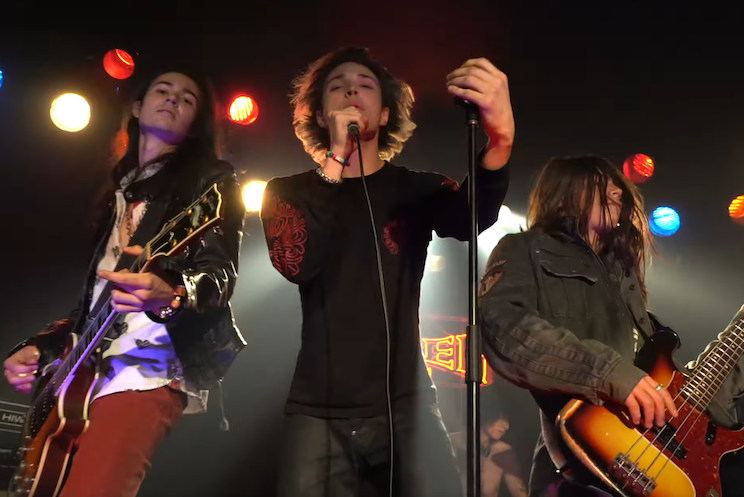 Guns N' Roses, Metallica and Stone Temple Pilots' Sons Suspect208 Return with Second Single 'All Black'