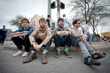 Suuns Set Out on North American Tour