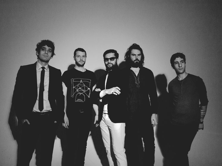 ​Suuns Talk Their Meeting of Minds with Jerusalem in My Heart