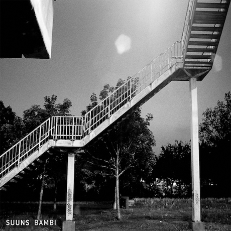 Suuns Unveil 'Bambi' 12-Inch, Share New Tracks