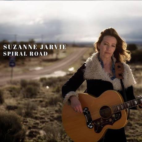 Suzanne Jarvie Spiral Road