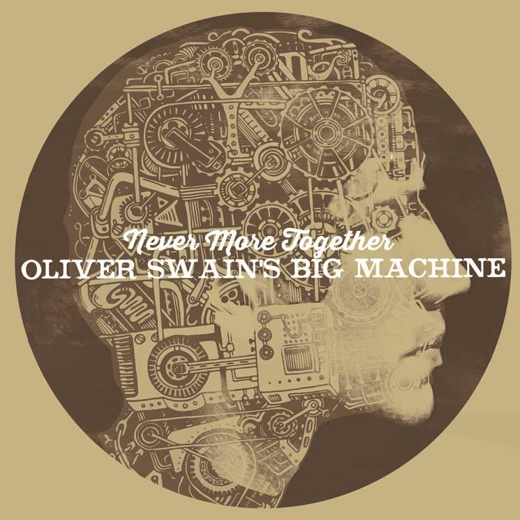 Oliver Swain's Big Machine 'Never More Together' (album stream)