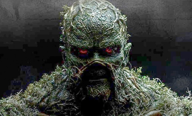 'Swamp Thing' Cancelled by DC Universe Only Days After Its Season 1 Premiere