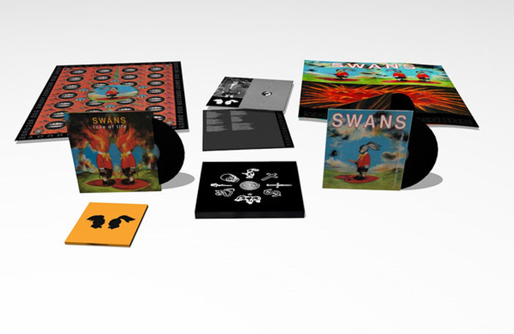 Swans Collect 'White Light from the Mouth of Infinity' and 'Love of Life' for Vinyl Box Set