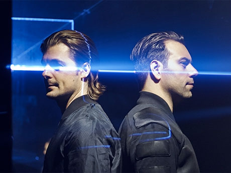 Swedish House Mafia Spinoff Axwell Λ Ingrosso Set to Work on Debut Album