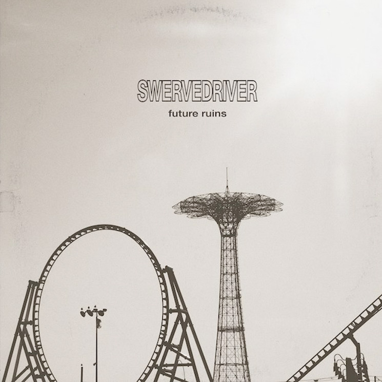 Swervedriver Unveil New Album 'Future Ruins'