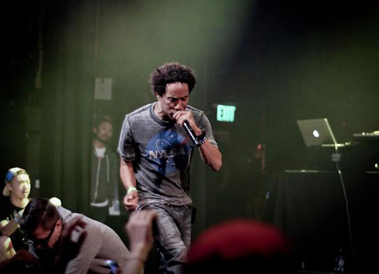 Pharcyde's J-Swift in Canadian Prison and Facing Deportation to Spain