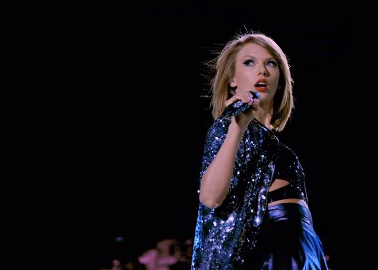 Taylor Swift 'The 1989 World Tour Live' (concert film trailer)