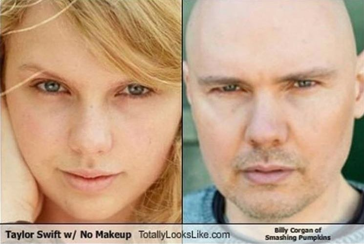 Billy Corgan Addresses Rumours That He's Taylor Swift's Dad
