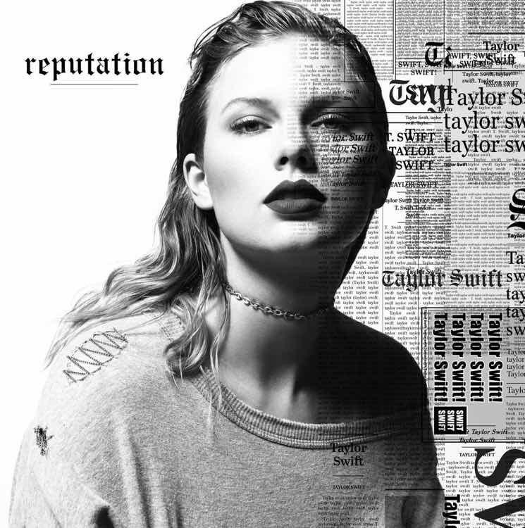 ​Taylor Swift Reveals 'Reputation' Tracklisting