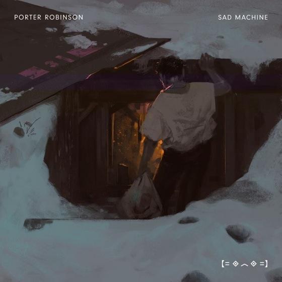 "Swim Good ""Sad Machine"" (Porter Robinson cover)"