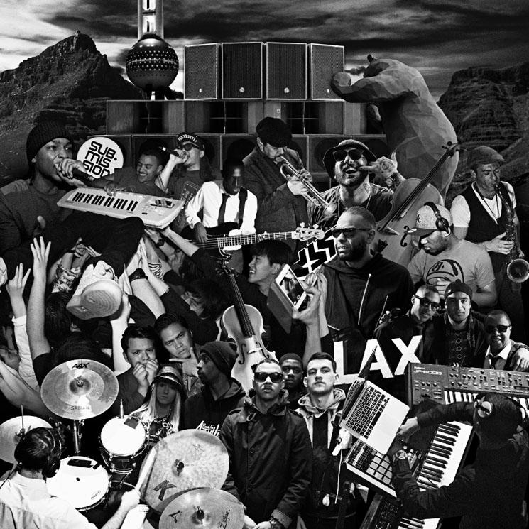 Swindle Peace, Love & Music